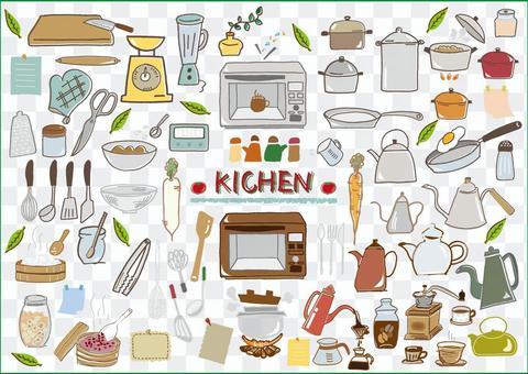 廚房用具套裝