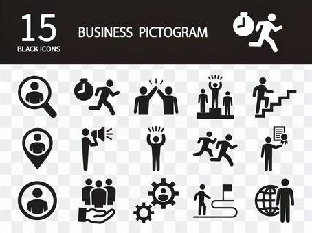 Business pictogram lamb 1