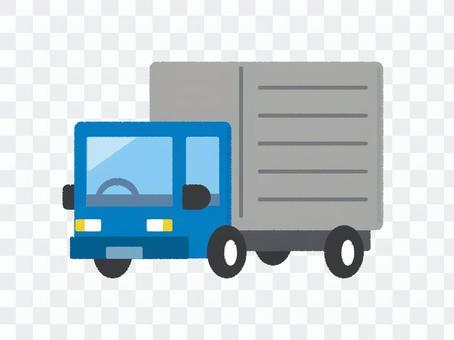 汽車卡車汽車車輛交付交付