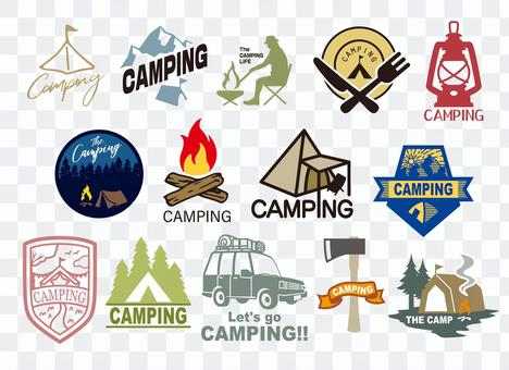 Camp mark (color)