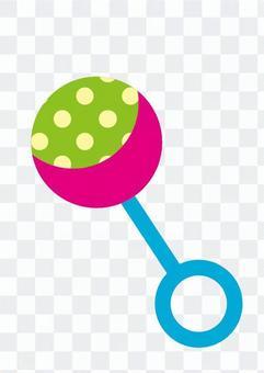 搖鈴玩具2
