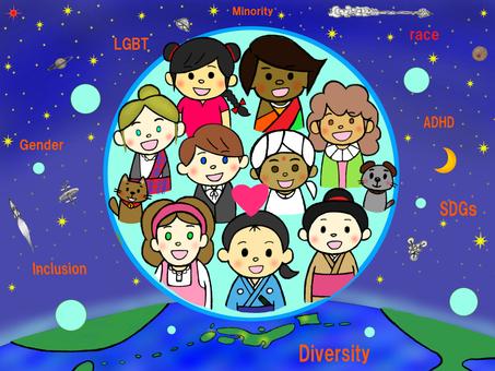 多樣性_多樣性泡泡_世界民俗服飾