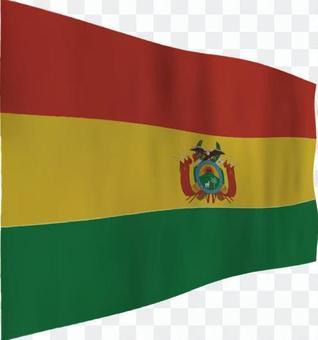 玻利維亞國旗
