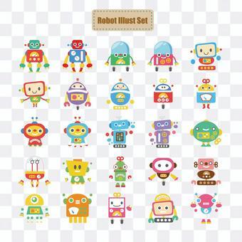 機器人插圖