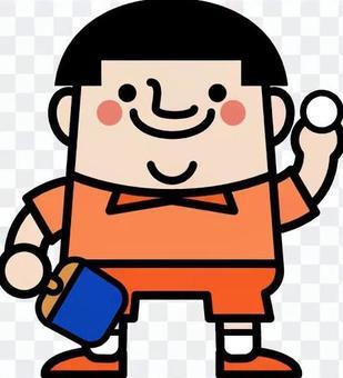 仙女叔叔乒乓球俱樂部會員