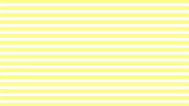 ボーダー背景 黄色
