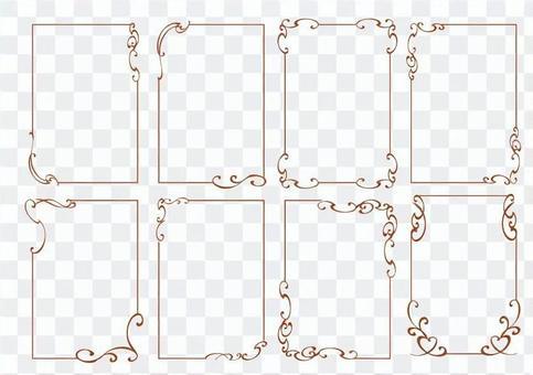 簡單的框架集6