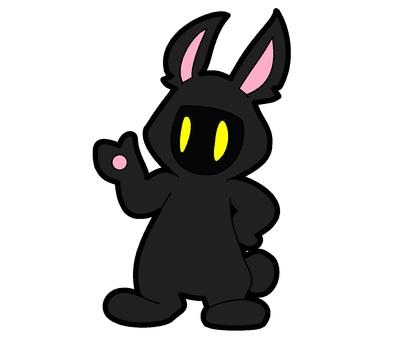 黑兔古裝鬼