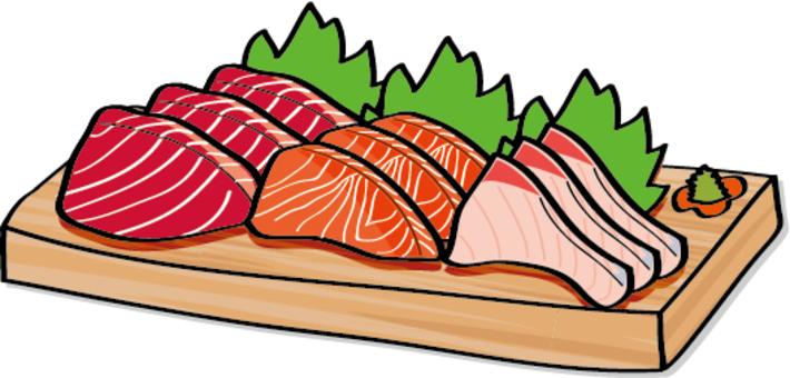 生魚片3生魚片