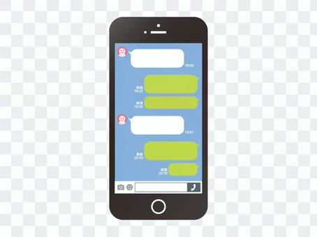 談智能手機的屏幕