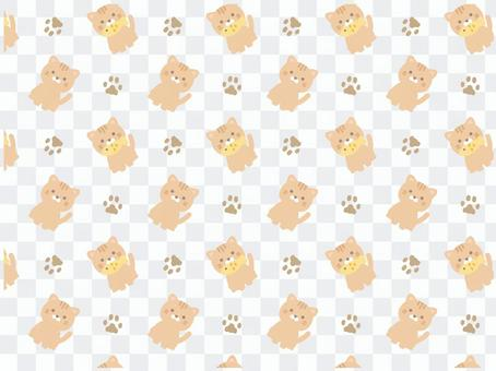 Cat (tiger) pattern 2