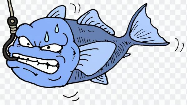 Fish that can be caught