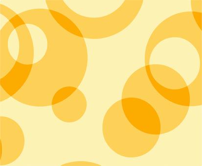 黃色肥皂泡