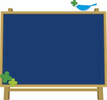 鸟和黑板2