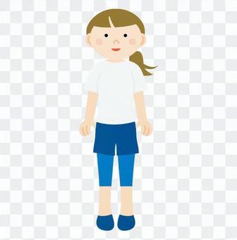 女子運動服1