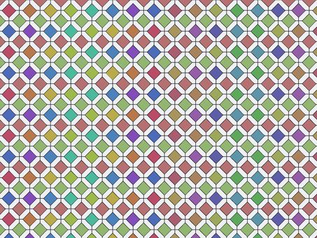 Colorful tiles (clear colors)