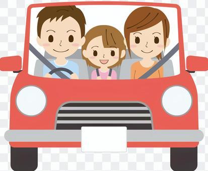 交通安全駕駛家庭1