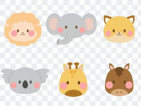 動物的臉3