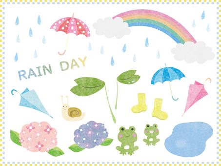 雨季本瓦卡圖