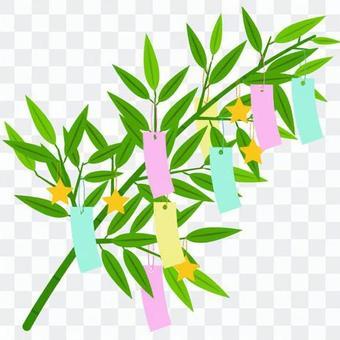 笹 Decoration (Tanabata Decoration)