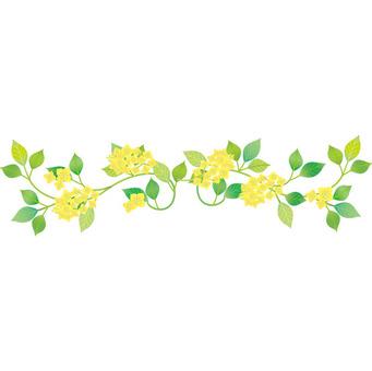 Flower Garland Line