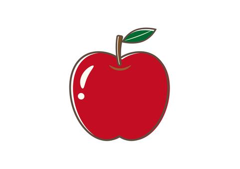 簡單的蘋果