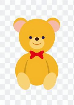 熊(黃色)