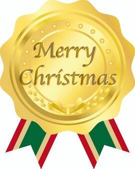 聖誕節獎牌