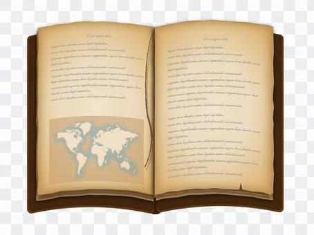 舊書(用字母)