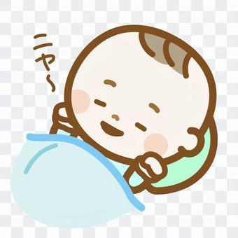 新生兒微笑生活系列