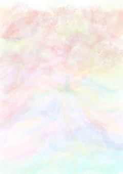 水彩手繪_溫柔的精神藝術