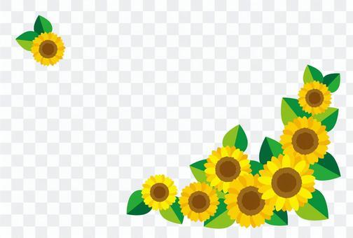 Summer Flower Card 01 [Sunflower]