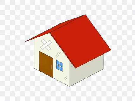 房屋住宅新建舊房