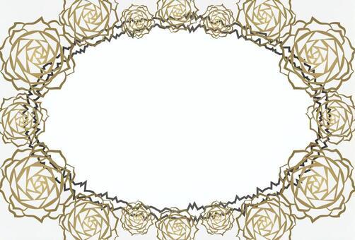 玫瑰框架02