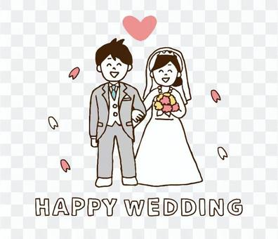 婚禮(簡單)
