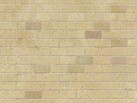 磚水彩風格(帶接縫)