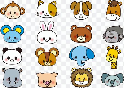 Various animals (part 6)