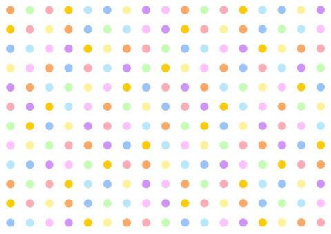 多彩的數獨點模式