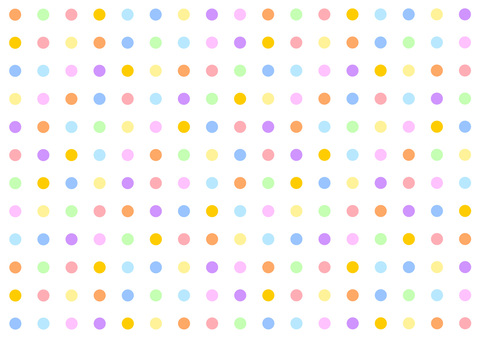Colorful Sudoku dot pattern