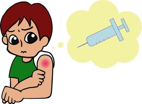 疫苗副反應