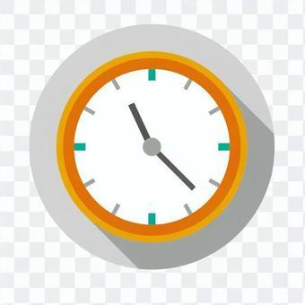 平板圖標 - 掛鐘
