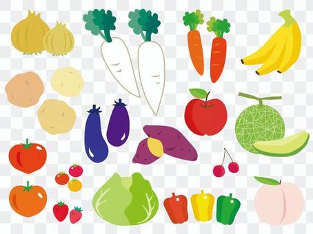 蔬菜/水果
