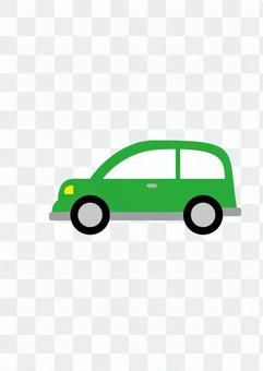 汽车(绿色)