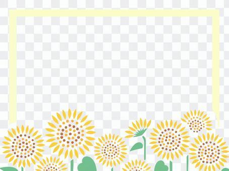 向日葵領域框架