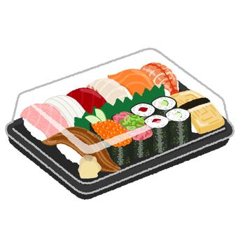 超級壽司包