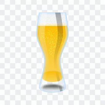 Draft beer (glass)