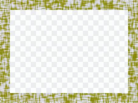 Abstract pattern frame
