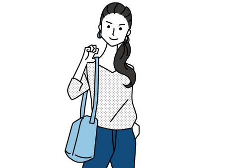 Business fashion women