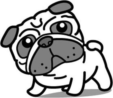 狗(哈巴狗)