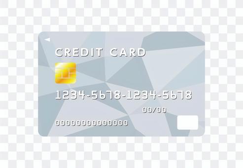 信用卡矢量圖